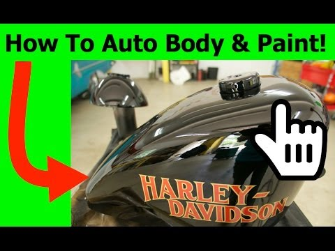 Learn Auto Painting Techniques – Body Shop ... - Eastwood