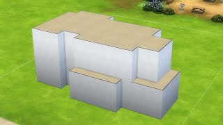 Can I turn this weird box into a house in The Sims 4? (Streamed 11/27/20)
