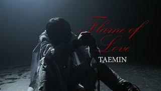 Gambar cover TAEMIN - Flame of Love Cover