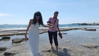 Wedding video clip