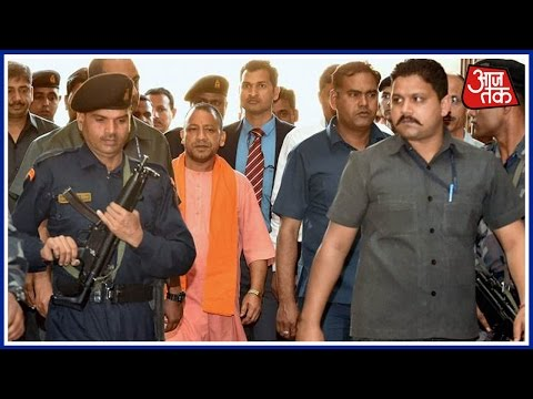 Yogi Adityanath Orders SSP And DGP To Make The System More Orgnanized