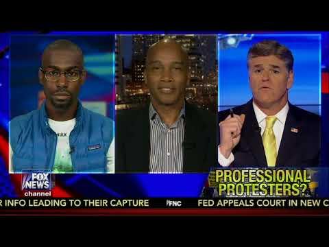 'You're a Race Pimp!' Hannity, Guest Clash with Activist DeRay McKesson on McKinney