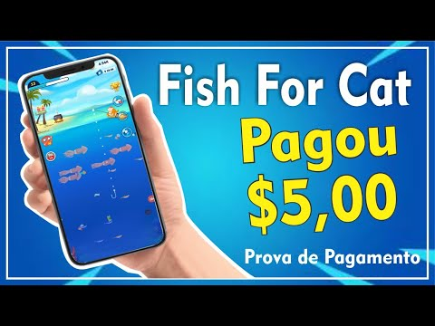 FISH FOR CAT - PROVA DE PAGAMENTO | 2020✔️ from YouTube · Duration:  2 minutes 27 seconds