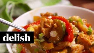 Cashew Chicken   Delish