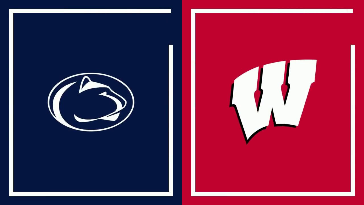 First Half Highlights: Wisconsin at Penn State | Big Ten ...