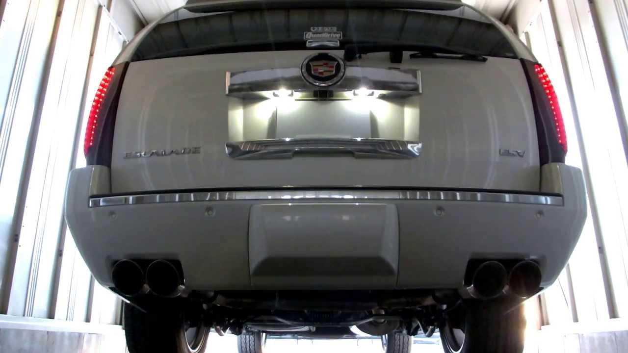 2007 Cadillac Escalade Kooks Headers Amp Corsa Dub Exhaust