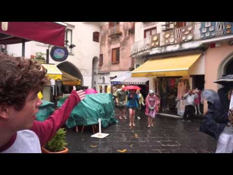 4 Day Amalfi Coast Tour with Italy on a Budget Tours!