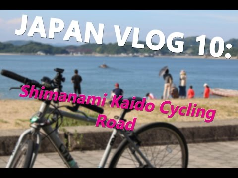 SEASIDE BICYCLE RIDING on the Shimanami Kaido | Shikoku Travel Guide