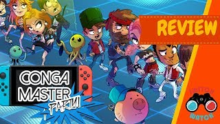 Conga Master Party Switch Review