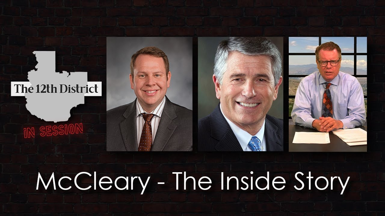The 12th District - McCleary - The Inside Story - April 16, 2019