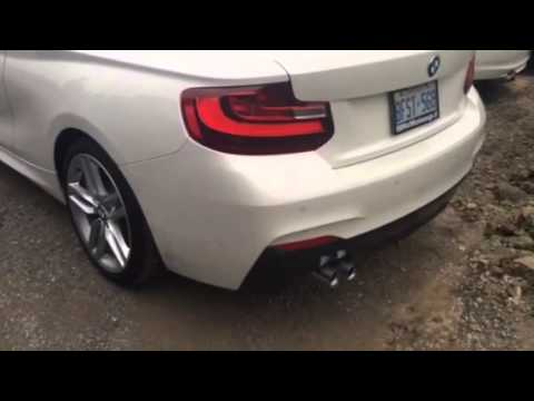 2014 Bmw 228i M Performance Exhaust Doovi