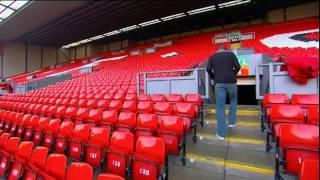 Steven Gerrard Anfield Tour