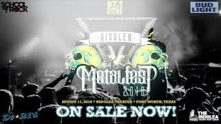 Lockjaw- Ridglea Metalfest 2018- Tickets on Sale now!