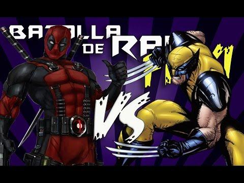 Deadpool vs wolverine rap mc energy ft bhr prod - Wolverine cgi ...