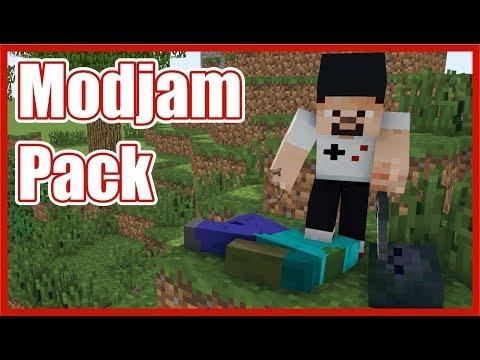 Mod Paketi İnceleme - 1.12.2 ModjamPack
