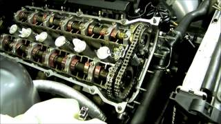 BMW E36 Vanos & Tensioners Install part 2