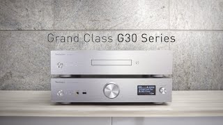 Grand Class G30 Series Concept Movie