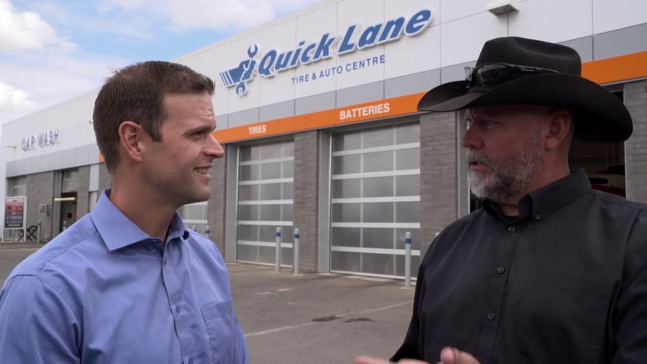 Tyler Lucas - QL Advisor | Airdrie Quick Lane