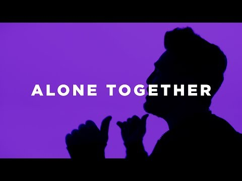 Dan + Shay - Alone Together (Neon Video)