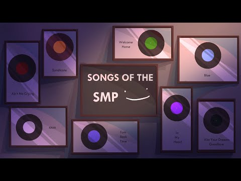 Songs of the SMP – Derivakat [Dream SMP Album]