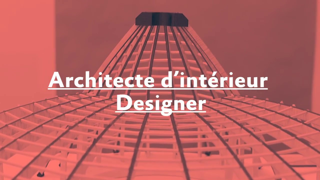 La formation d\'Architecte d\'intérieur & Designer à LISAA Paris - YouTube