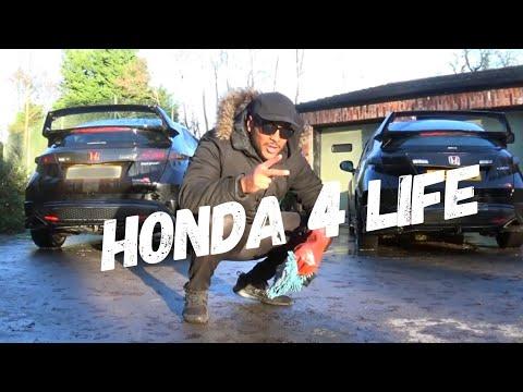 We love Hondas & twinning the type R