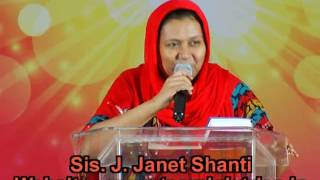Love Lord God Almighty Sis. J. Janet Shanti