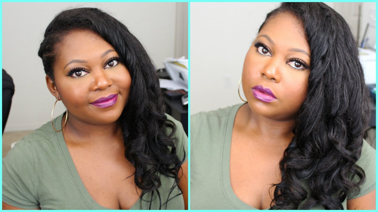 How To Install Irresistible Me Clip In Hair Extensions ...