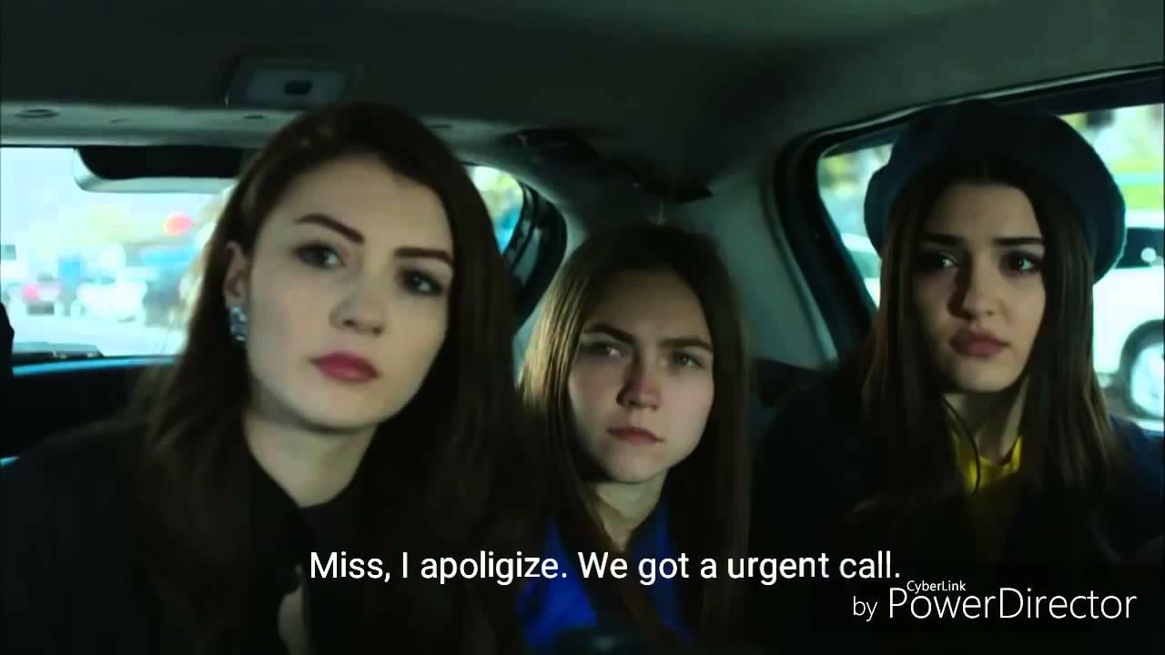 Gunesin Kizlari English Subtitles: Ali and Selin, Savas and Nazli - Last  Scene - Bölum 39  FINALE