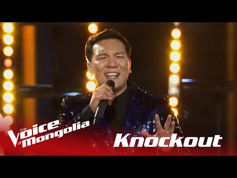 Orgil - Wish I knew you | The Knock Out | The Voice of Mongolia 2018