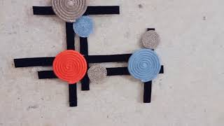 Wall hanging home decor | Creative mind creations