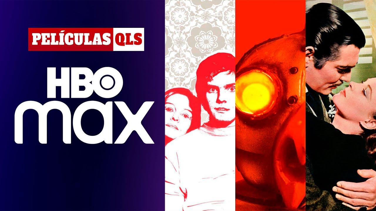 Peliculas QLS - 05 Cosas que ver en HBO MAX