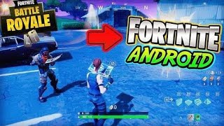 Fortnite apk v 6•02 | All devices support | No root | Gpu check disabled