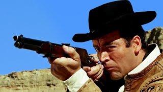 """Una pistola para Ringo - Un pistolero con """"cara de ángel"""" se encarga de infiltrarse en un rancho invadido por bandidos mexicanos y de salvar a sus rehenes, ..."""