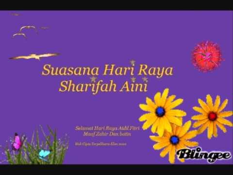 Suasana Hari Raya-Sharifah Aini