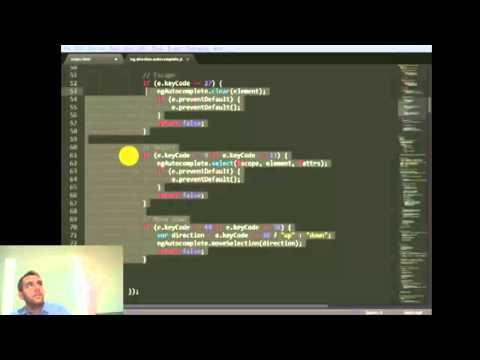 Scio Talks | Autocomplete con AngularJs