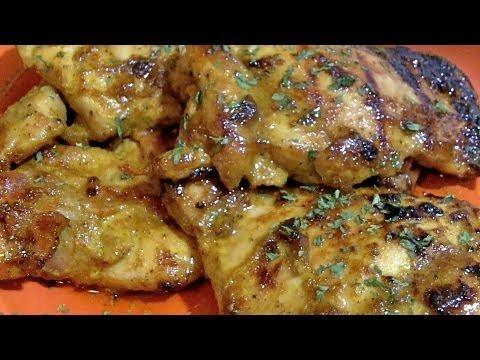 Honey Curry Chicken Thighs Recipe- Easy Weekday Dinner Idea!