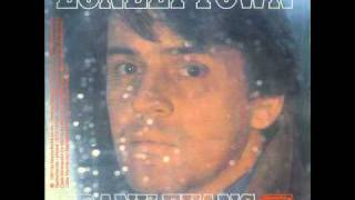 FRANK EVANS (frank ashton) LONELY TOWN (1981) (Dutch Singer)