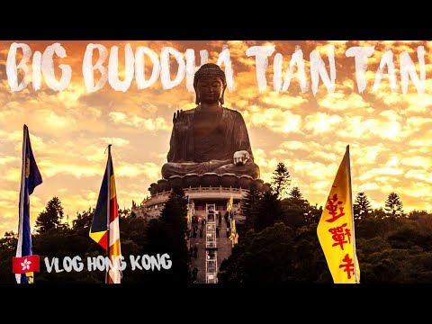 Big Buddha Tian Tan - Vlog Hong-Kong
