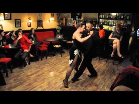 Amparo Ferrari & Miguel Sumaria   TangoClub Bratislava