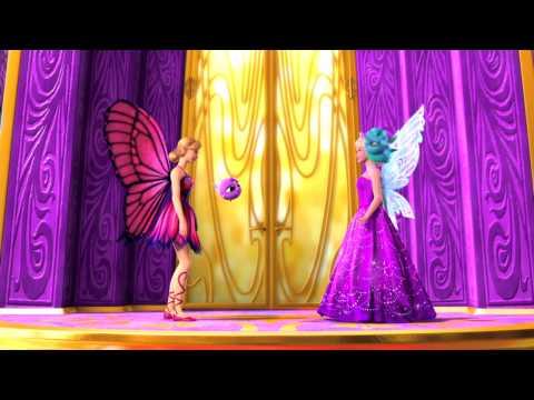 Barbie Mariposa & The Fairy Princess DVD Trailer