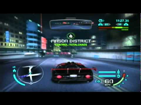 Need for Speed Carbon - Police Pursuit