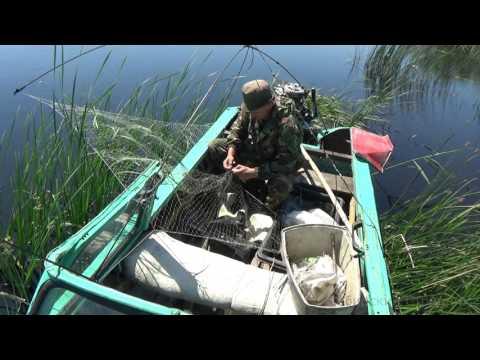 Рыбалка, банька и