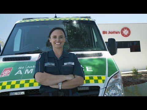 Ready to become a Student Ambulance Officer? | Paramedicine | St John WA