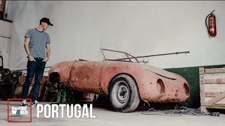 Portugal's £400,000 Barn Find [Exploring Lisbon In A Rally Car] | Eᴘ42: Pᴏʀᴛᴜɢᴀʟ