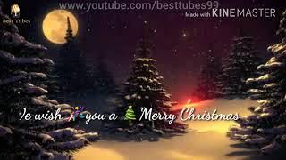 Merry Christmas wishes ||whatsapp status||