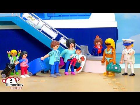 Ricardo Family go on a Cruise!! Ep. 84