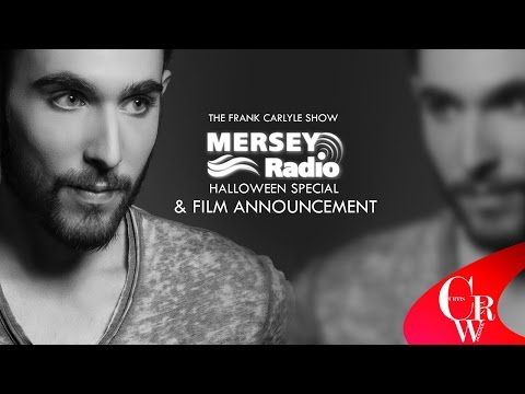 (LIVE PODCAST) Mersey Radio Halloween Special + FILM ANNOUNCEMENT by Curtis Ryan Woodside