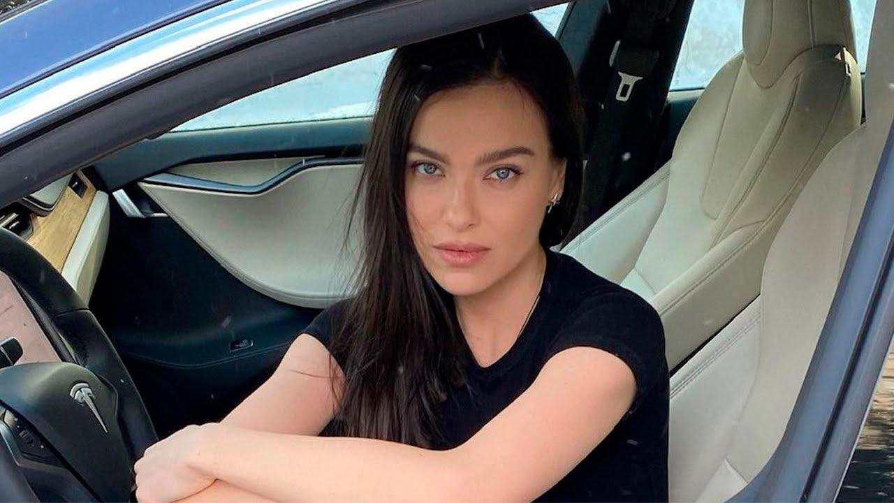 Автопарк Елены Темниковой
