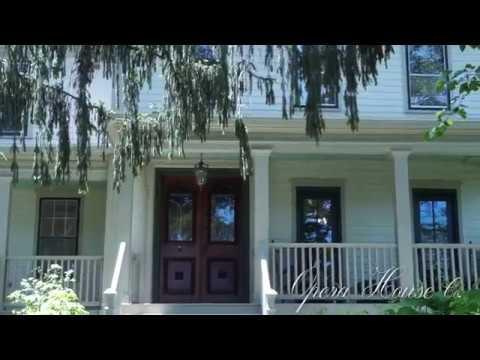 New Baltimore, NY Sea Captain's Estate